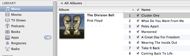 how to add artwork to itunes
