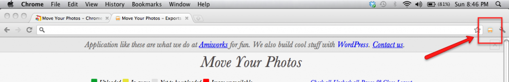 move your photos from facebook to google+