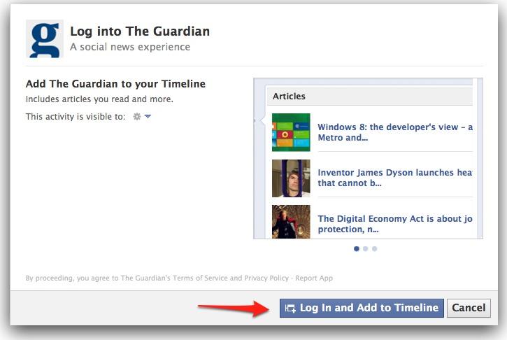 add guardian to timeline