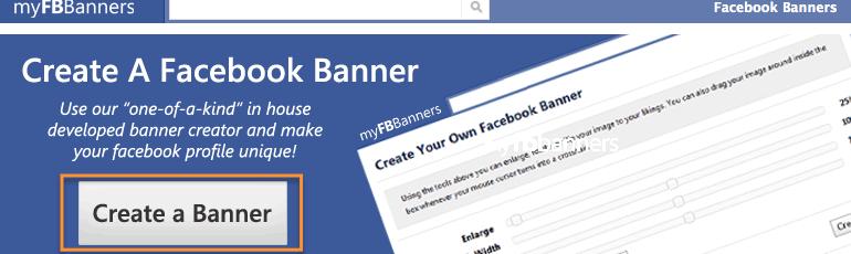 create FB Banner