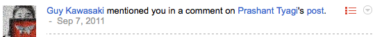 example of comment symbol