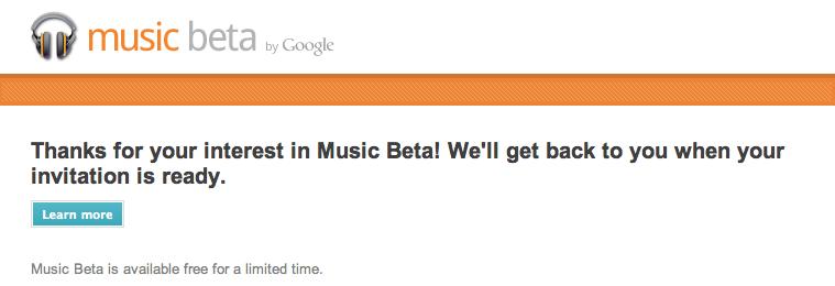 google music beta2