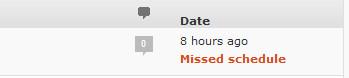 wordpress missed schedule