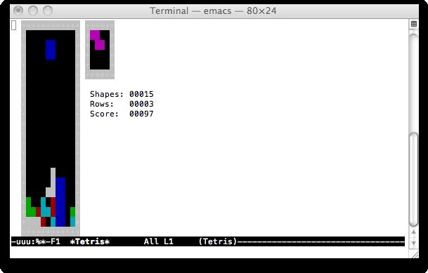 play tetris on mac 4