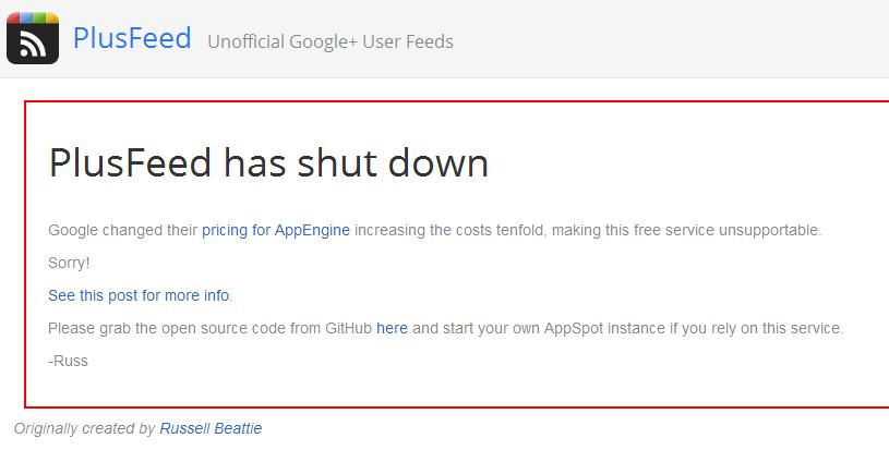 plusfeed_shutdown