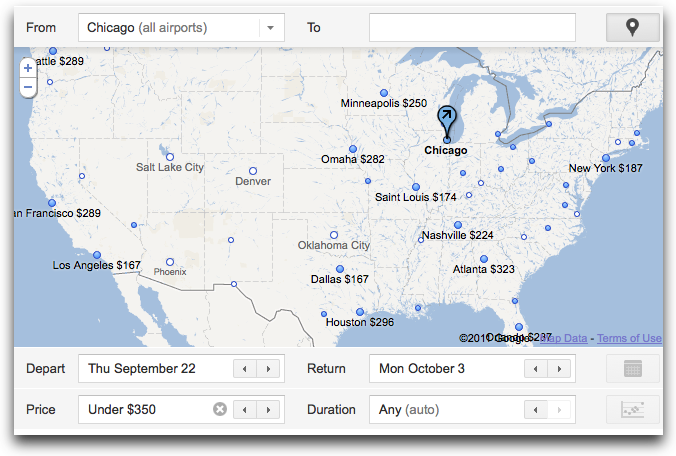 save with google flights