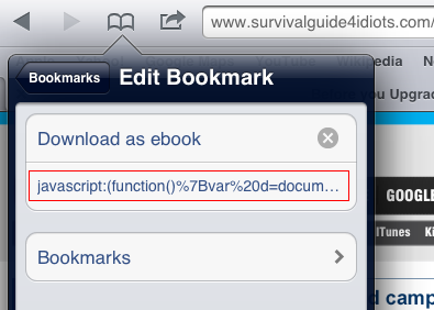 how to add ebooks on ipad in mqd