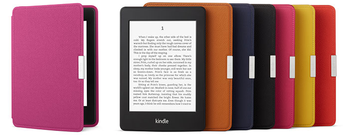 kindle paperwhite leather covers