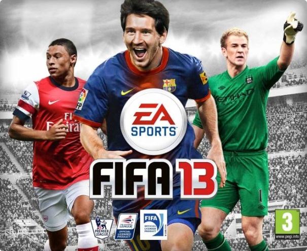 fifa 13 | top 10 games 2012