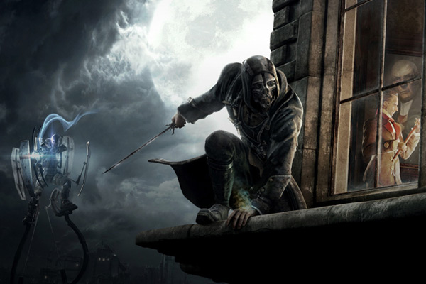 dishonored | top 10 games 2012