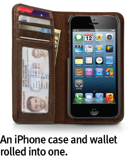 BookBook for iPhone5