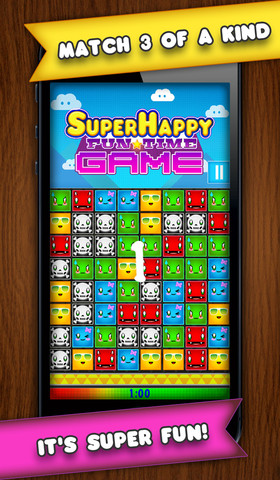 super happy fun time game