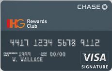 Chase IHG Rewards