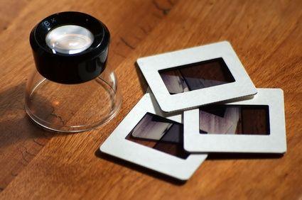 convert slides to digital