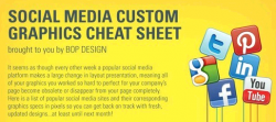 Post image for Profile Image Size for Most Popular Social Networking Sites [INFOGRAPHIC]