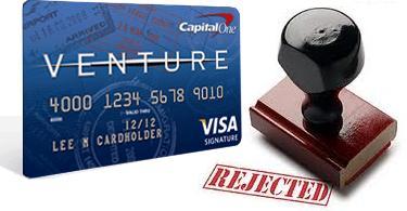 venture-card-rejection